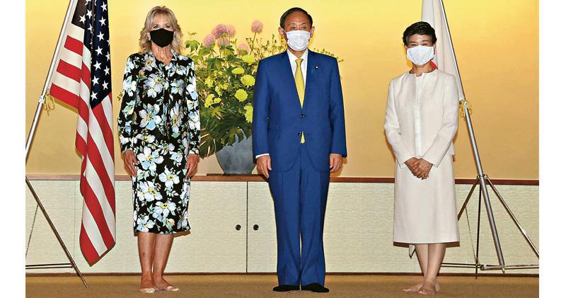 開幕客寥寥 菅義偉難展奧運外交 僅15外國政府組織領袖今出席東京儀式