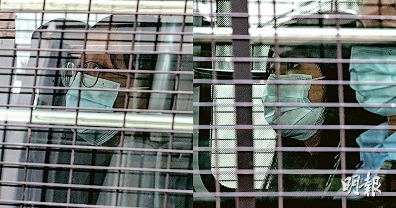 控印煽動刊物 工會正副主席還押 國安法指定法官審 控方:或更多人被捕