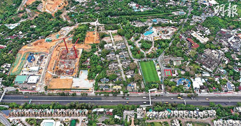 會德豐呎價8499奪古洞地 區內新高  高4月鄰地近兩成  投資額80億擬建中小型單位