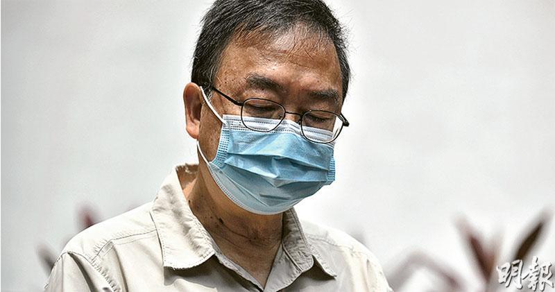 六四案12人全判監 官斥輕視疫情  囚4至10月  張文光、麥海華、梁國華緩刑