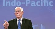 歐盟:華不撤制裁 中歐投資協定續凍 《新歐中戰略報告》倡增對台經貿 京:要合作還是對抗?