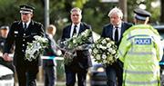 英議員遇刺列恐襲 警:疑犯單獨行兇 內政大臣着警檢視國會議員保安安排